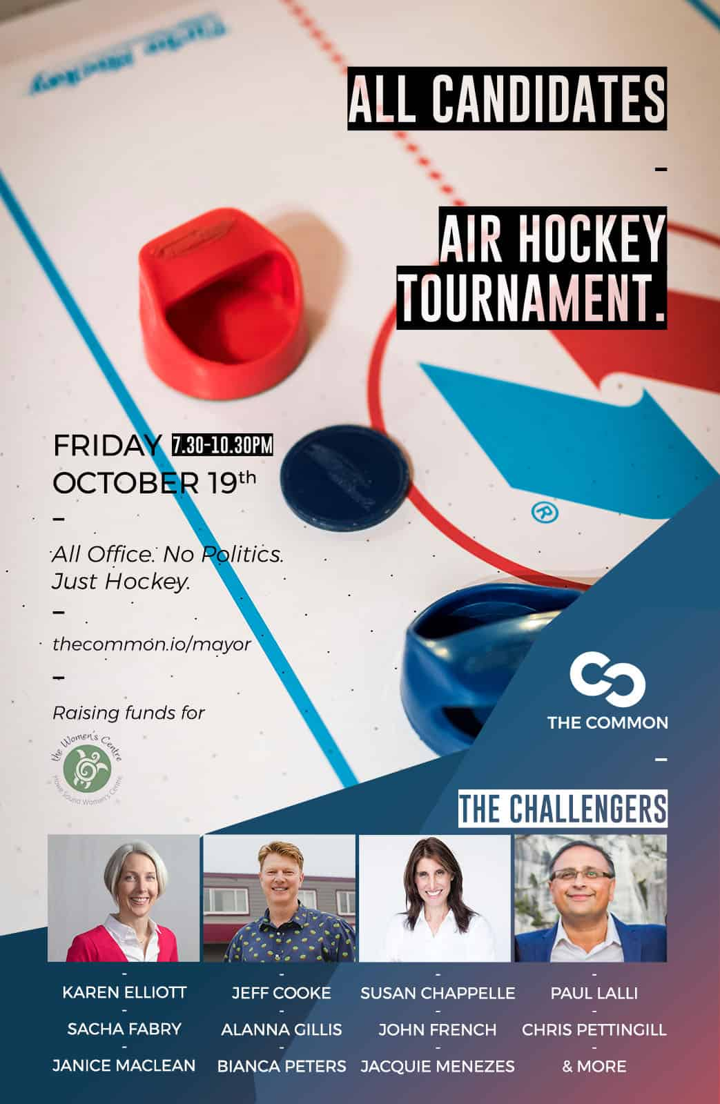 The-Common-All-Candidates-2018-Squamish-Election-Air-Hockey-Tournament